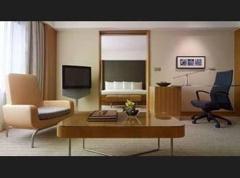 Grand Hyatt Singapore - Deluxe Room, 1 King Bed Regular Plan