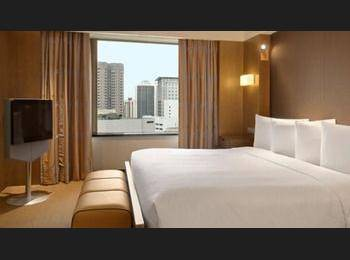 Grand Hyatt Singapore - Grand Suite (Duplex) Regular Plan