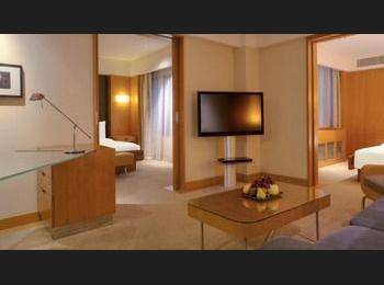Grand Hyatt Singapore - Grand, Deluxe Room, 2 Bedrooms Regular Plan