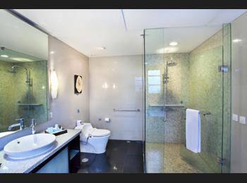Novotel Nusa Dua Bali - Suite, 1 Tempat Tidur Double, balkon Regular Plan