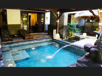 Novotel Nusa Dua Bali - Kamar Deluks, 1 Tempat Tidur King, balkon Regular Plan