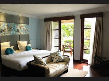 Novotel Nusa Dua Bali - 1 Bedroom Apartment Suite 1 King with Balcony Regular Plan