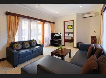 Kuta Townhouse Apartments Bali - Studio Suite Hemat 25%