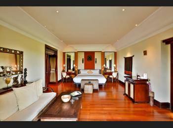 Anhera Suite Ubud Bali - Pool Villa with Valley View Hemat 25%