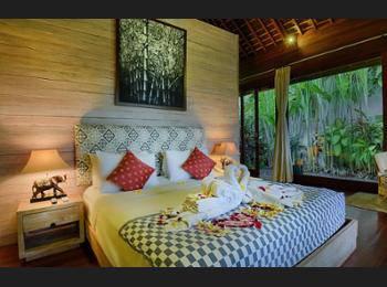Samkhya Villas Ubud - One Bedroom Private Pool Villa with Rice Field View Hemat 32%