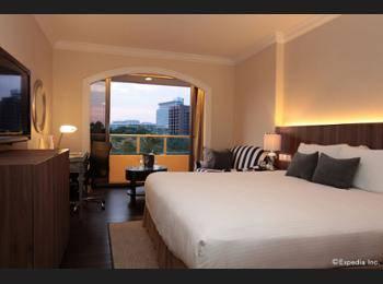 Orchard Parade Hotel Singapore - Kamar Deluks Pesan lebih awal dan hemat 15%