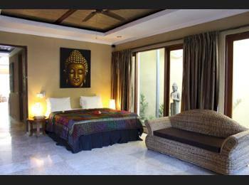 Bayshore Villas Candi Dasa - Apartemen, 2 kamar tidur, kolam renang pribadi Regular Plan