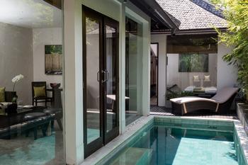 Villa Air Bali Seminyak - Bamboo Pool Villa One Bedroom Regular Plan