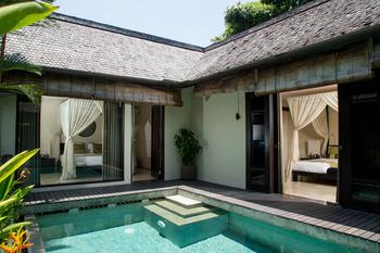 Villa Air Bali Seminyak - Bamboo Pool Villa Two Bedroom Regular Plan