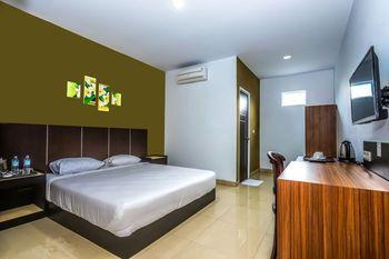 Hotel Swarnabhumi 2 Bungo - Deluxe Queen  Breakfast Regular Plan