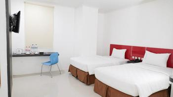 Heavenly Land Hotel Palembang Palembang - Deluxe Twin Room Only RAMADAN STAY