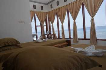 Hotel Bira Panda Beach 2 Bulukumba - Deluxe Double or Twin Bed Panda Baru Pegipegi Promotion