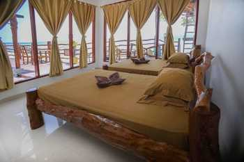 Hotel Bira Panda Beach 2 Bulukumba - Deluxe Double or Twin Bed Panda Baru Regular Plan