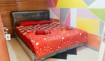 Simplycity Hostel Syariah Bandung Bandung - Standard Double Room Only Regular Plan