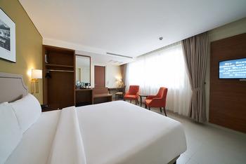 Kokoon Hotel Surabaya Surabaya - Deluxe Queen Bed Room Only Promo Stay Hepi
