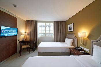 Kokoon Hotel Surabaya Surabaya - Superior Twin Bed Room Only Regular Plan