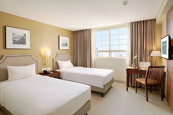 Kokoon Hotel Surabaya Surabaya - Superior Plus Twin Bed Room Only PROMO GAJIAN