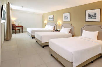 Kokoon Hotel Surabaya Surabaya - Family Room Regular Plan