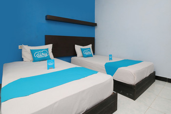 Airy Plaza Mitra Pegadaian 1 Banjarmasin - Standard Twin Room Only Special Promo June 28