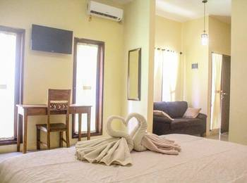 D'lumbung Suite and Residence Bali - Deluxe Double Room Only Regular Plan