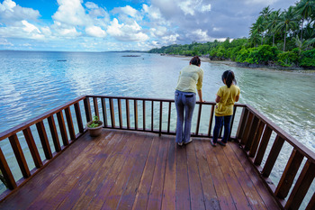 Noah Maratua Resort  Berau - Water Villa Regular Plan