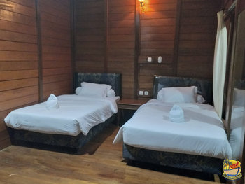 Noah Maratua Resort  Berau - South Villa Regular Plan