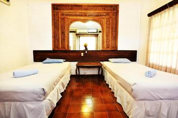 Hotel Prawita Bali - Superior Twin Room Only Basic Deal