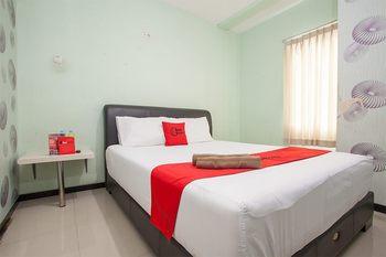 RedDoorz @ Raya Tidar Malang - RedDoorz Room Weekdays Promo