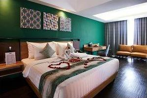 Kyriad Hotel Muraya Aceh Banda Aceh - Honeymoon Suite  Regular Plan
