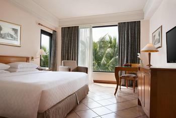 Hyatt Regency Yogyakarta Yogyakarta - Deluxe Balcony Room Only Regular Plan