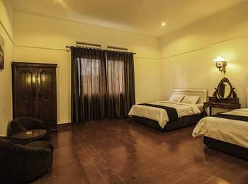 Selabintana Resort Sukabumi - Bungalow 1 Regular Plan