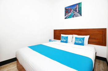 Airy Eco Pemurus Luar Ahmad Yani KM 5.5 46 Banjarmasin - Standard Double Room with Breakfast Special Promo Nov 63