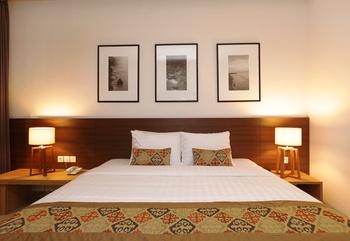 Sammada Hotel & Beach Club Bali - Deluxe Double or Twin Room with Garden View Regular Plan