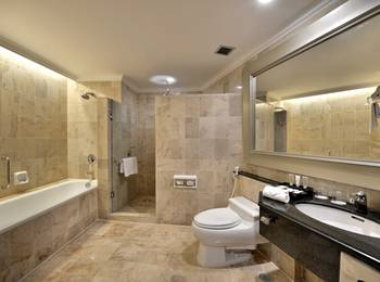 Hotel Grand Aquila Bandung - Solitaire Suite Regular Plan