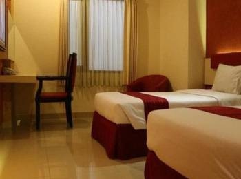Cherry Homes  Bandung - New Deluxe Room Only Regular Plan