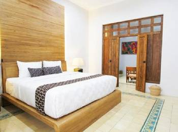 Joglo Mandapa Boutique Hotel And Resto Jogja - Suite Room Regular Plan