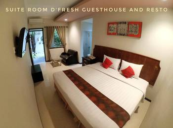 D'Fresh Hotel & Resto Malang - Suite Regular Plan