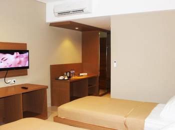 The Pelangi Hotel & Resort Bogor Bogor - Deluxe Room Regular Plan