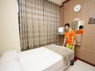 Cabin Hotel Jogja - Big Cabin Shared Bathroom Regular Plan