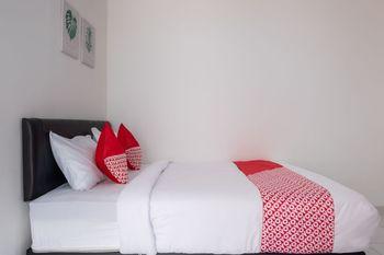 OYO 2919 Andung Residence Bandar Lampung - Standard Double Room Early Bird Deal