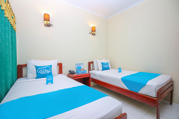 Airy Eco Pelabuhan Makassar Bali 40 - VIP Twin with Breakfast Special Promo 42