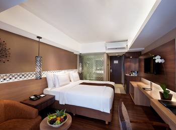 Ramada by Wyndham Bali Sunset Road Kuta - Deluxe Room Regular Plan