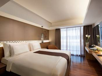 Ramada by Wyndham Bali Sunset Road Kuta - Deluxe Room Only Regular Plan