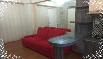 Apartemen Gading Nias by Pelita Jakarta - 2 Bedroom Standard Regular Plan