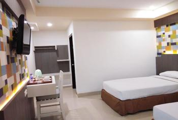 Grand Hotel Jambi Jambi - Standard Room Only Regular Plan