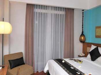 The Silk Hotel Bandung Bandung - Executive King With Breakfast Regular Plan