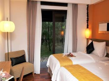 The Silk Hotel Bandung Bandung - Executive Twin With Breakfast Regular Plan