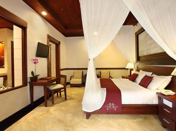 Bali Tropic Resort and Spa Bali - Deluxe Room Regular Plan
