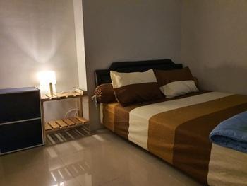 Madison Park Apartment Near Mall Central Park Jakarta - Private Studio Room Regular Plan