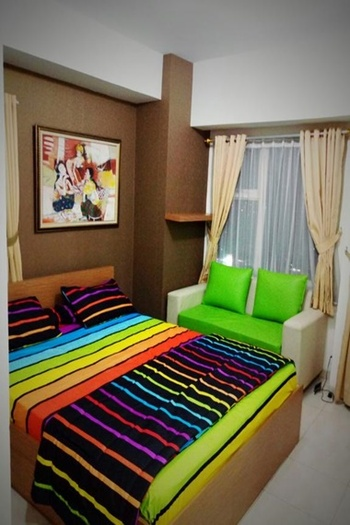 WJY Apartment Margonda Residence 5 Depok - Studio Regular Plan